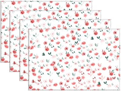 Amazon.com: Creative Tops Wild Field Poppies Premium 6-piece Set Of ...
