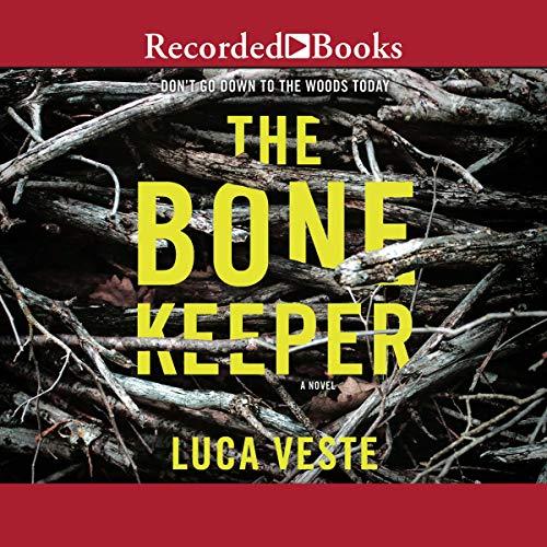 The Bone Keeper audiobook cover art