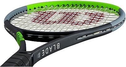 Wilson 2019 Blade 98 V7 Strung Tennis Racquet - 16x19 - Quality String