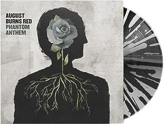 AUGUST BURNS RED- Phantom Anthem- Exclusive 1/2 Black & 1/2 Bone w/ Splatter vinyl Limited to 300 [vinyl] PHANTOM ANTHEM