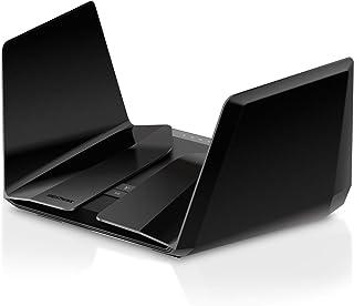NETGEAR WiFi ルーター 無線LAN 11ax (WiFi6) AX6000 【ipv6対応(DS-Lite/v6プラス)】 無線速度4.8G +1.2G 5ギガ有線ポート搭載 セキュリティWPA3対応 Nighthawk AX12 ...