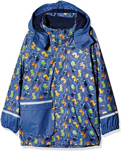 Sterntaler Jungen Innenjacke Regenjacke, Blau (Nachtblau 366), (Size:104)