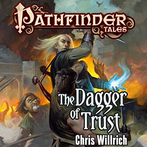 The Dagger of Trust audiobook cover art