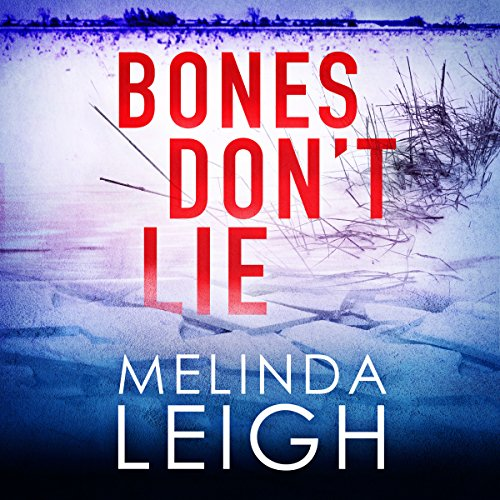 Bones Don't Lie audiobook cover art