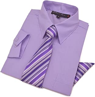 Best boys purple shirt and tie Reviews