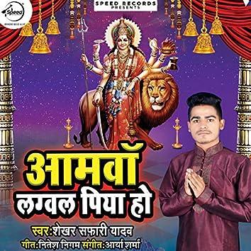 Aamwa Lagval Piya Ho - Single