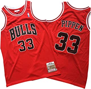 NBNB Dennis Rodman dise/ño de Chicago Bulls 91 # Chaleco de baloncesto para hombre