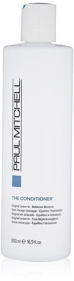 毒カロリー眩惑するポール ミッチェル The Conditioner (Original Leave-In - Balances Moisture) 500ml/16.9oz並行輸入品