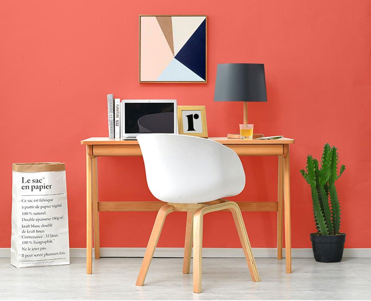 WGZ- Fauteuil Chaise de Négociation Personnelle Chaise de Café Chaise de Salle à Manger en Bois Massif Simple (Color : B) B