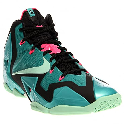 e12bc3677383 Nike Lebron XI Mens Basketball Trainers 616175 Sneakers Shoes