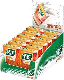Tic Tac Candy Orange, 18 gm