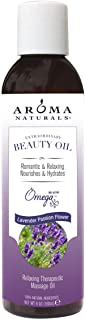 Aroma Naturals Beauty Oil, Lavender Passion Flower, 6 Ounce