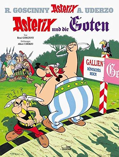 Asterix 07: Asterix und die Goten