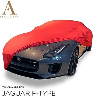 Couverture De Voiture Jaguar F-TYPE /épais V/êtements Oxford Chiffon Couverture De Protection Solaire Pour Pluie Voiture Tissu Couverture De Voiture,Singlelayer