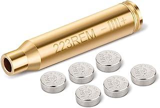 EZshoot Bore Sight 223 5.56mm / .243, 308/30-06/25-06 / .270 Laser Sight Red Dot..