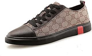 Men Pump Plate Shoes Snekers Fashion Color Match Lace Up Casual Shoes Dress Shoes Eu Size 36-47