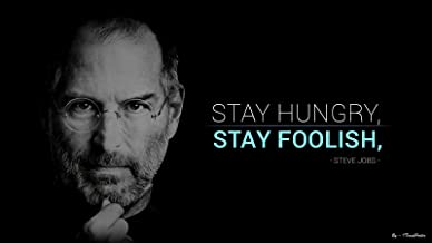 Best steve jobs hungry quote Reviews