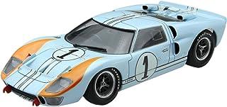 1/24 Rial Serie No.32 coche de deportes de Ford GT40 Mk-II'66 Le Mans segundo lugar modelo de plaestico