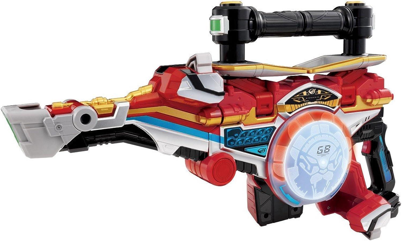 Tokumei Sentai GoBusters  Buster Gear Series 08 [DX Raio Blaster]