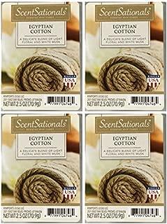 Best scentsationals wax cubes egyptian cotton Reviews