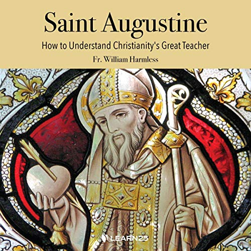 Saint Augustine: How to Understand Christianity's Great Teacher copertina