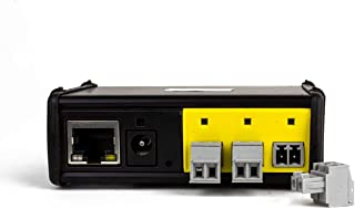 Global Caché IP2CC-P iTach TCP/IP to Contact Closure Converter with Power Over Ethernet - Connects Relay Devices to a Wired Connection