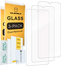[3-Pack]- Mr.Shield for SamsungGalaxyA20 [Tempered Glass] Screen Protector [Japan Glass with 9H Hardness] with Lifetime Replacement