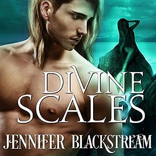 Divine Scales audiobook cover art