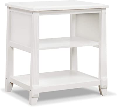 Sorelle Berkley Nightstand, White