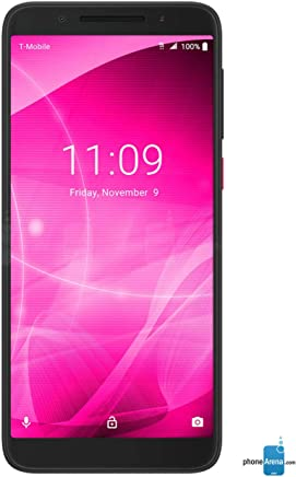 T-MOBILE REVVL 2 32GB BLK Phone (Black)