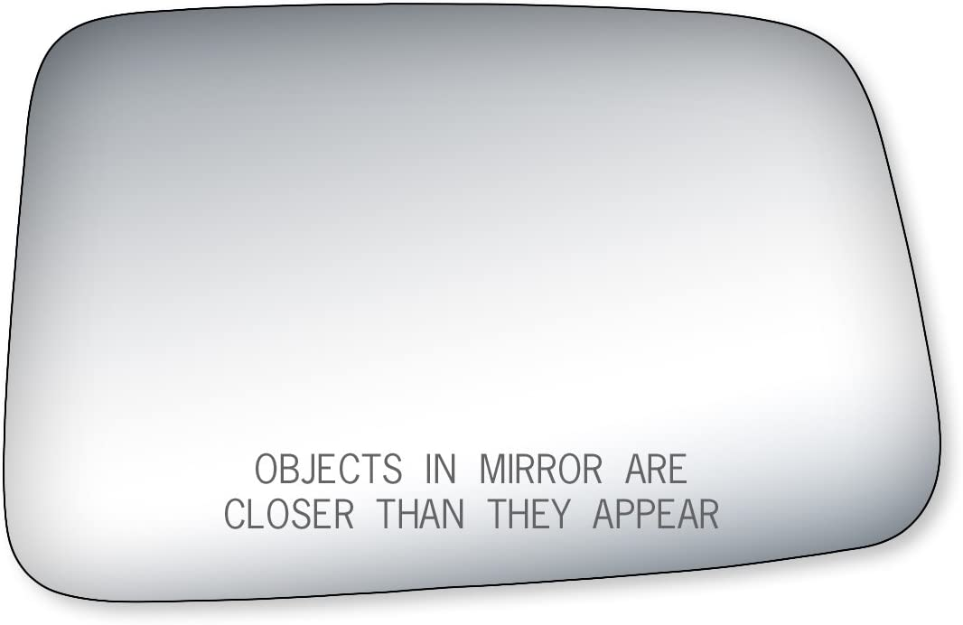 Mirrex 84396 Fits Passenger Right Side Replacement For Ford Edge Lincoln MKX Mirror Glass 2011 2012 2013 2014 2015