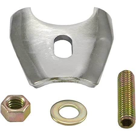 Allstar Performance ALL27505 Gold Chevy Distributor Hold Down Steel