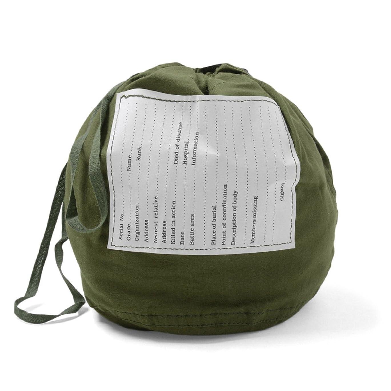 潜在的な浸す凝視実物 新品 米軍 パーソナルエフェクツバッグ #2