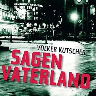 Sagen Vaterland (Gereon Rath 4) Titelbild