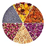 HAIOPS Dried Flowers Soap Making...