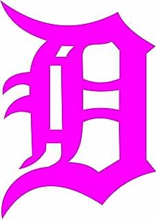 Best pink detroit tigers car decal Reviews