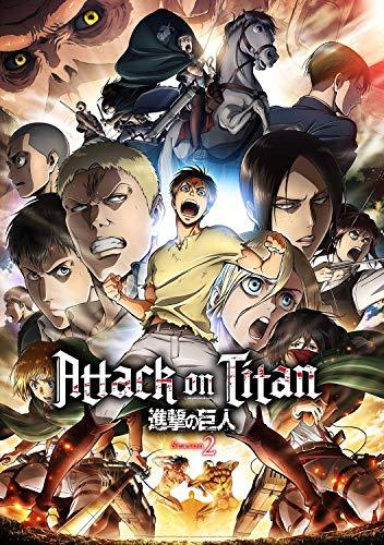 Poster Attack On Titan Season 2, 380 x 580 mm