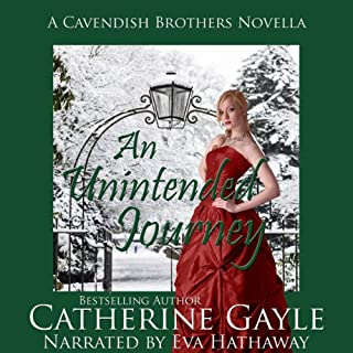 An Unintended Journey: Cavendish Brothers, Novella 1 audiobook cover art