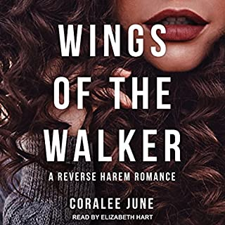 Wings of the Walker audiobook cover art