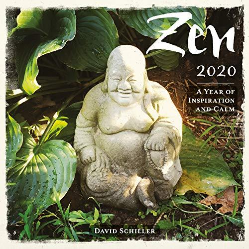 Zen Wall Calendar 2020