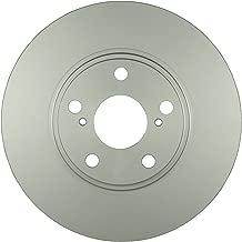 Bosch 50011228 QuietCast Premium Disc Brake Rotor For Lexus: 2002-2003 ES300, 2004-2006 ES330, 1999-2003 RX300; Toyota: 2003-2004 Camry; Front