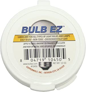 Bulb EZ Lubricant 1/2 Ounce Container Light Bulb Lube