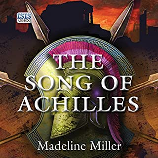 The Song of Achilles                   By:                                                                                                                                 Madeline Miller                               Narrated by:                                                                                                                                 David Thorpe                      Length: 11 hrs and 31 mins     582 ratings     Overall 4.5