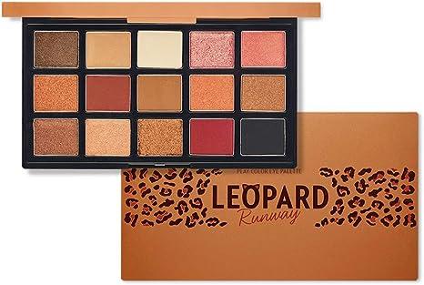 Paleta de ojos de color Etude House Play (# Leopard Runway)