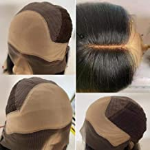 Body Wave Fake Scalp Wig Human Hair 13x6 Lace Front Human Hair Wigs for Black Women Brazilian Virgin Hair Wigs Pre Plucked with Baby Hair 150% Density