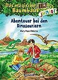 Das magische Baumhaus junior (Band 1) - Abenteuer bei den Dinosauriern: Kinderbuch zum Vorlesen und ersten Selberlesen - Mit farbigen Illustrationen - Für Mädchen und Jungen ab 6 Jahre