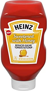 Heinz Sweetened Ketchup with Honey 31oz (1 PACK)