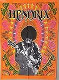 ICC Jimi Hendrix Guitar Poster 30 x 40 cm Dekoration Jimmie