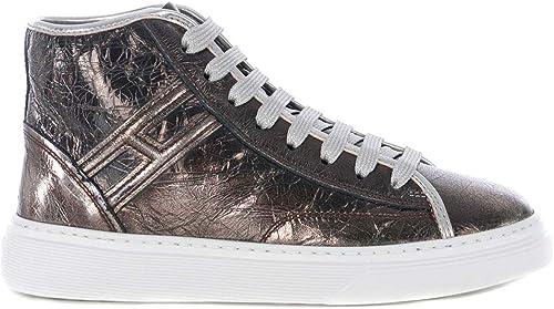 Hogan Sneaker H366 Colore Bronzo, Donna, Taglia 36. : Amazon.it: Moda