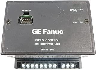 GE FANUC IC670GBI002H Genius Field Control Bus Interface Module D600548